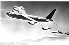 Postcard 830 - Aircraft/Aviation Real Photo Boeing B-52 Stratofortress