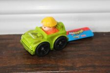*NEW* Fisher Price Little People Wheelies Camouflage 4x4 with Tag