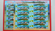 2015 Malaysia Islands & Beaches Series 3 - Stamp Sheetlet