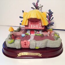 Enchanted Places WDCC Alice In Wonderland White Rabbit House Walt Disney