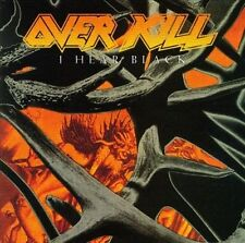 I Hear Black by Overkill (CD, Mar-1993, Atlantic)