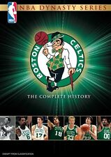 NBA - Dynasty Series - Boston Celtics - The Complete History (DVD, 2012, 10-Disc