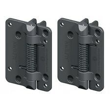 D&D Kwik Fit KFS Self Closing Fixed Tension Gate Hinge Swimming Pool PAIR