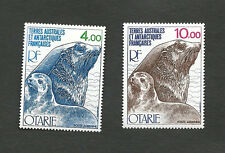 F.S.A.T.Scott # C47 & C48 French Southern & AntarcticTerritory, Air Post Stamps