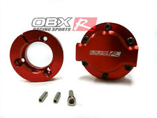 OBX Hex Drive Fuel Pump 3600HP Gas 1800HP Methanol ORB-10 In & Out Red