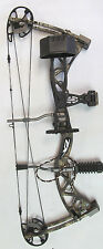 New 2016 Martin Carbon Vapor compound bow package camo finish