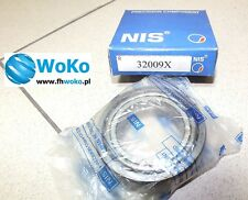 Tapered roller bearing 32009X NIS JAPAN dimension 45x75x20 free fast shipping