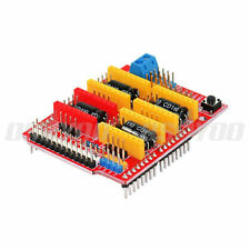 CNC Shield V3 Expansion Board A4988 Stepper Motor Driver for Arduino 3D Printer