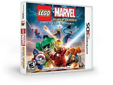 NEW LEGO Marvel Super Heroes -- Universe in Peril  (Nintendo 3DS, 2013) NTSC