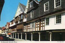 Postcard  Devon Dartmouth the Butterwalks not posted Hinde 2DC 837