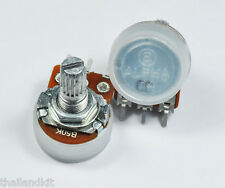 5 pcs 50KB pot potentiometer 17mm Guitar center detent