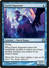 4x Spiritella Ingannatrice - Faerie Impostor MTG MAGIC RTR Return to Ravnica Ita