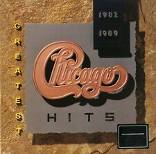 CHICAGO GREATEST HITS 1982-1989 VINILE LP NUOVO SIGILLATO