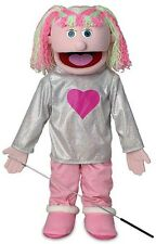 "25"" PRO PUPPETS / FULL BODY GIRL PUPPET , KIMMIE"