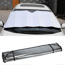 1Pc Safety Foldable Car Windshield Visor Cover Front Rear Block Window Sun Shade