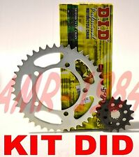 DID KIT CATENA CORONA PIGNONE HONDA INTEGRA NC 750 D 14-15 DID KIT TRASMISSIONE