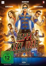 Happy New Year - Herzensdiebe (Shah Rukh Khan) Bollywood DVD NEU + OVP!