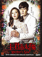 Master's Sun Korean Drama DVD with Good English Subtitle