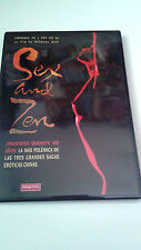 "DVD ""SEX AND ZEN"" MICHAEL MAK LAWRENCE NG AMY YIP SEX & ZEN MANGA FILMS"