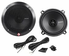 "Rockford Fosgate R1525X2 5.25"" 5-1/4 160 Watt 2-Way Coaxial Car Audio Speakers"
