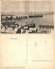 Norge Norway - Hammerfest MED SKIP (A-L 366)