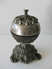 Antike Tischglocke/Klingel,Historismus um 1880, Glocke, Klingel, Hotel