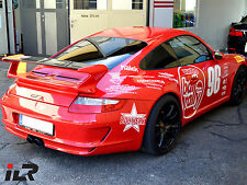 PORSCHE 911 997 GT3 3.6 PRE FACELIFT REAR SPOILER WING CARBON