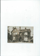 """WOODSIDE"" BRICKET WOOD nr ST ALBANS HERTFORDSHIRE c1920"