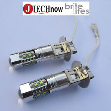 Jtech H3 Type 70W High Power SMD LED Fog/DRL Bulb  Xenon White Light