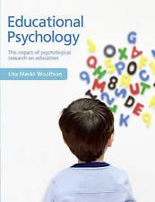 Educational Psychology, Lisa Marks Woolfson