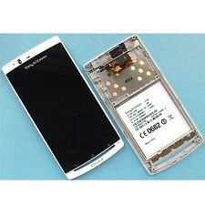 Original Sony Ericsson Arc S X12 digitizer touchscreenglas+LCD display LT18i