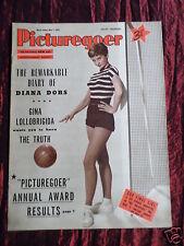 PICTUREGOER - UK MOVIE MAGAZINE - DIANA DORS - RAY DANTON -  7 MAY 1955