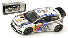 Spark S3787 Volkswagen Polo R WRC Monte Carlo 2014 - A Mikkelsen 1/43 Scale