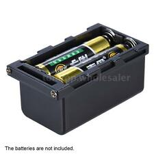 4AA Battery Holder Power Pack Case as NP-F750 LED Video Light Panel Monitor Q7Y0