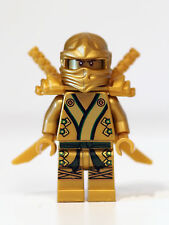 LEGO Ninjago GOLDEN NINJA (LLOYD) Minifigure Golden weapons from 70503, 70505