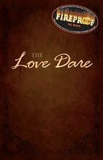 Stephen Kendrick and Alex Kendrick THE LOVE DARE large paperback book