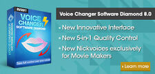 Audio4fun Voice Changer Diamond Software,