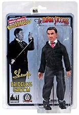 Three Stooges Shemp in Suit Brideless Groom 8-Inch Action Figure Toy Company