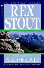 Death of a Dude (Nero Wolfe) by Stout, Rex