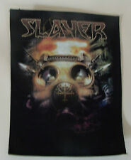 SLAYER Gods Hates us all BACK PATCH backpatch HEAVY METAL Punk NEW big