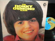 The Donny Osmond Album LP
