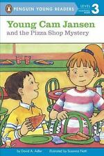 Young Cam Jansen and the Pizza Shop Mystery Adler, David A. Paperback