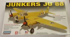 Lindberg 1/72 Junker JU 88 Model Kit 70509