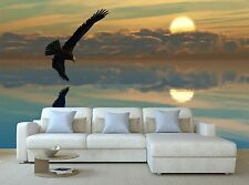 Eagle Lake Giant Photo Wallpaper Wall Mural Background 3D