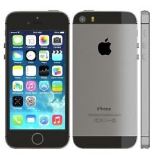 New Apple iPhone 5S 16GB Space Gray Carrier Locked (AT&T) 4G LTE Smartphone