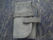1948 HARLEY DAVIDSON INDIAN WWII TOOL KIT POUCH