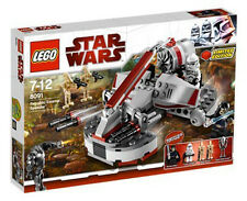 8091 REPUBLIC SWAMP SPEEDER lego set NEW star wars