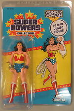 "GENTLE GIANT WONDER WOMAN DC SUPER POWERS 12"" JUMBO ACTION FIGURE MIP NEW"