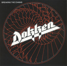"""Tooth and Nail (1984) by Dokken + BONUS CD """"Breaking the Chains"""" (Repress)"""
