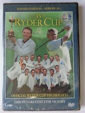 The 35th Ryder Cup  Official Ryder cup highlights Europe's Greatest Ever Victory
